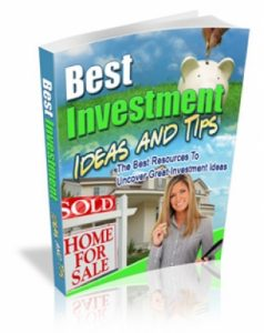 best investment ideas